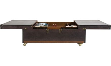 KARE DESIGN Sofabord, Bar Colonial 120x75cm