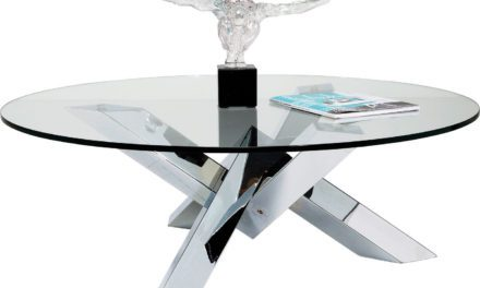 KARE DESIGN Sofabord, Crystal Eco