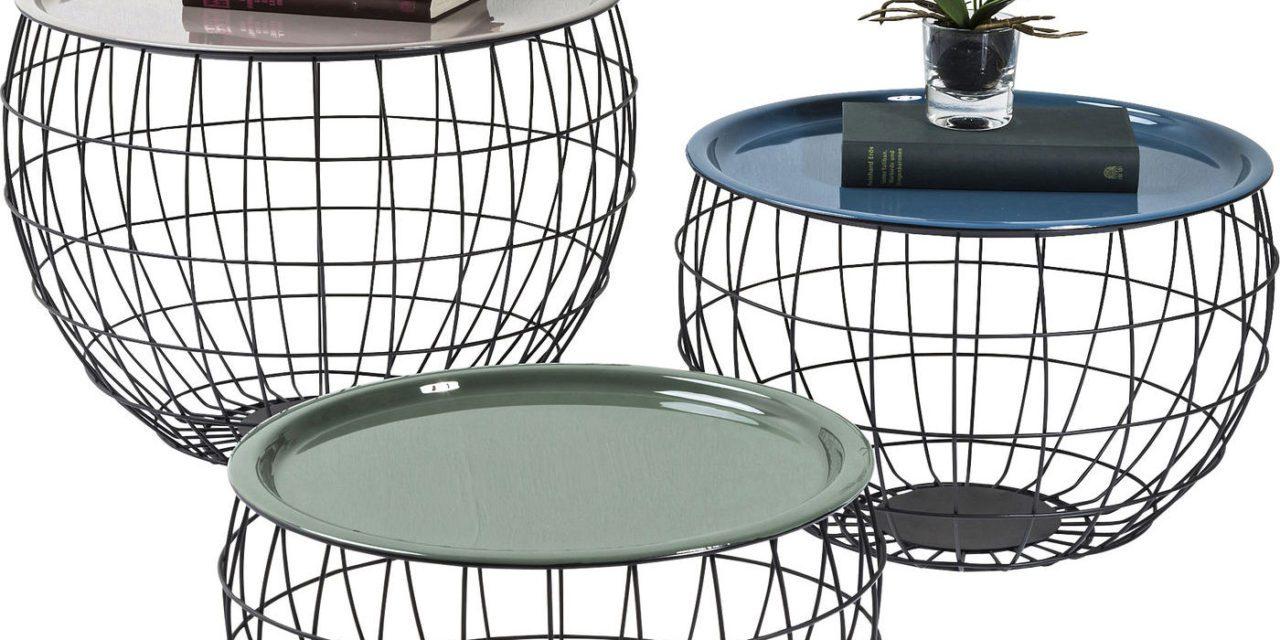 KARE DESIGN Sofabord, La Costa Wire