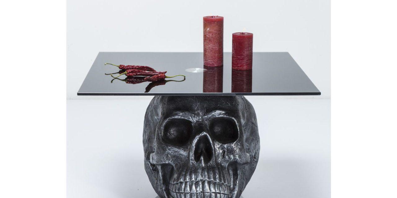 KARE DESIGN Sofabord, Rockstar by Geiss 60x60cm