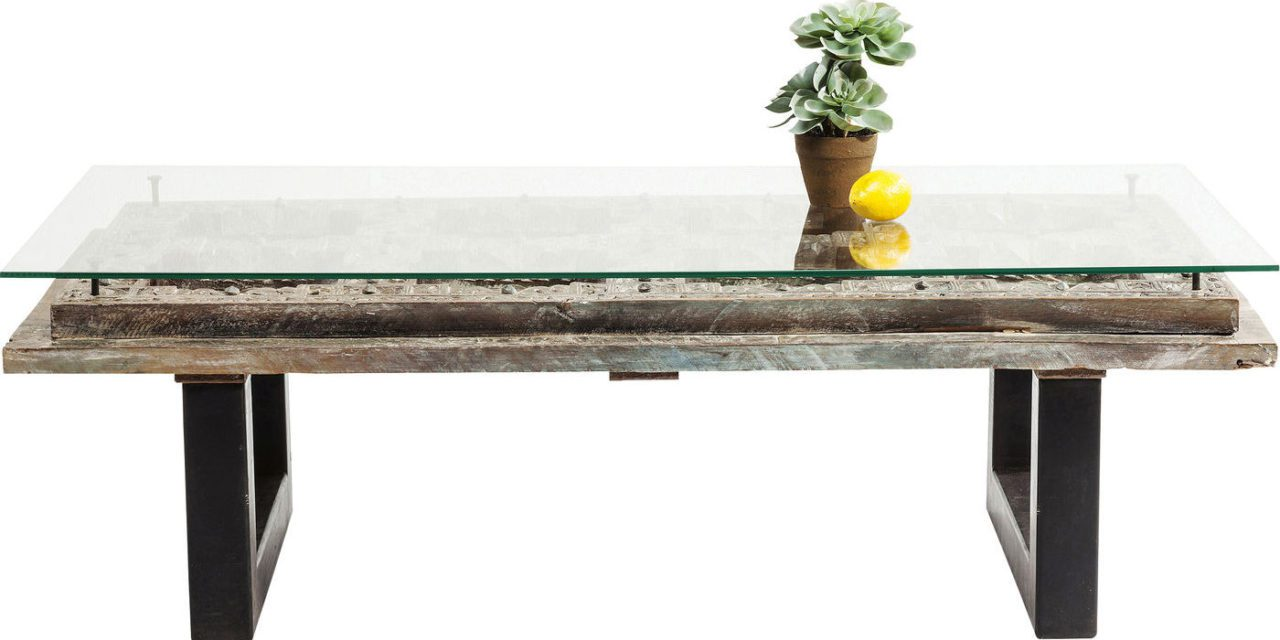 KARE DESIGN Sofabord, Kalif 140x70cm