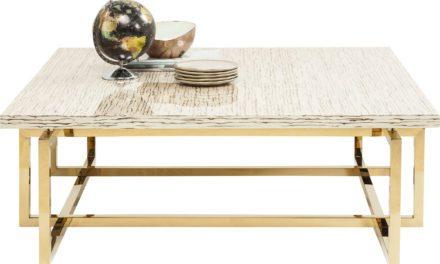 KARE DESIGN Sofabord, Omega 120x120cm