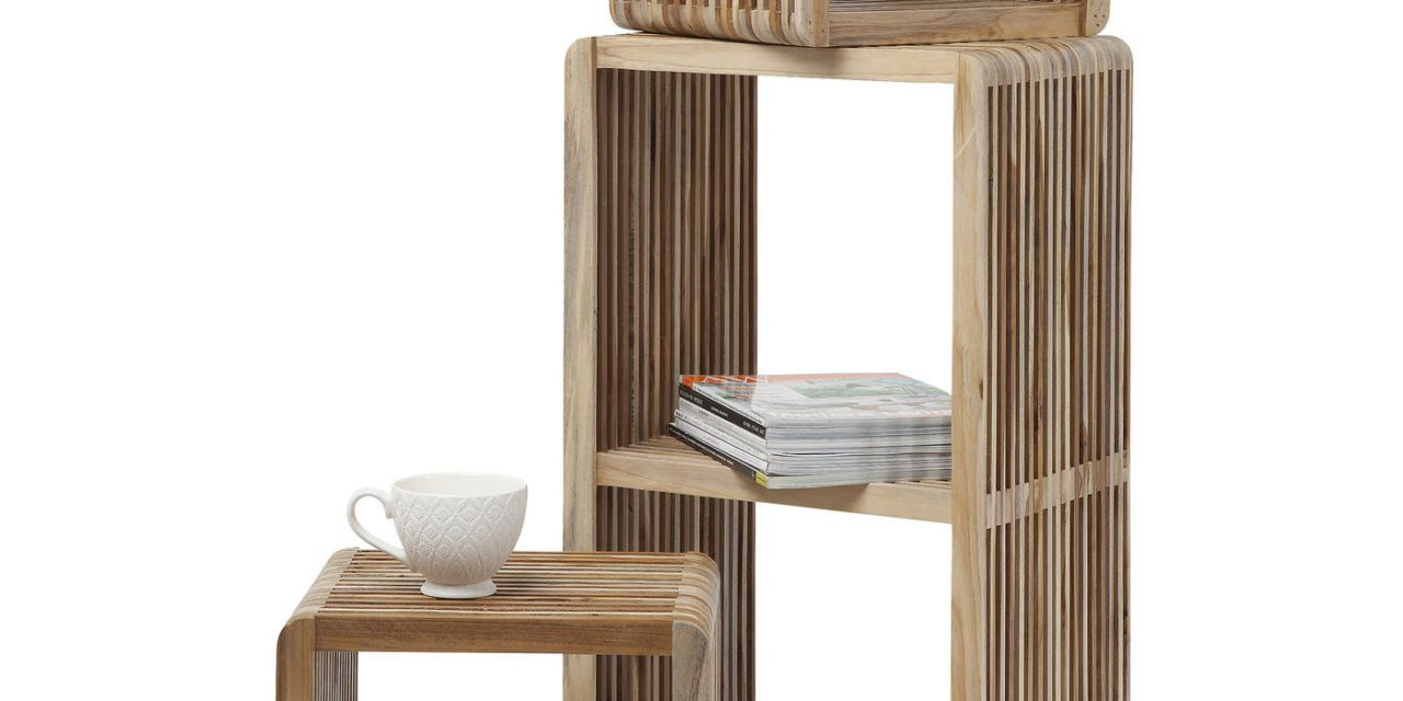 KARE DESIGN Cube Micado Nature Reol