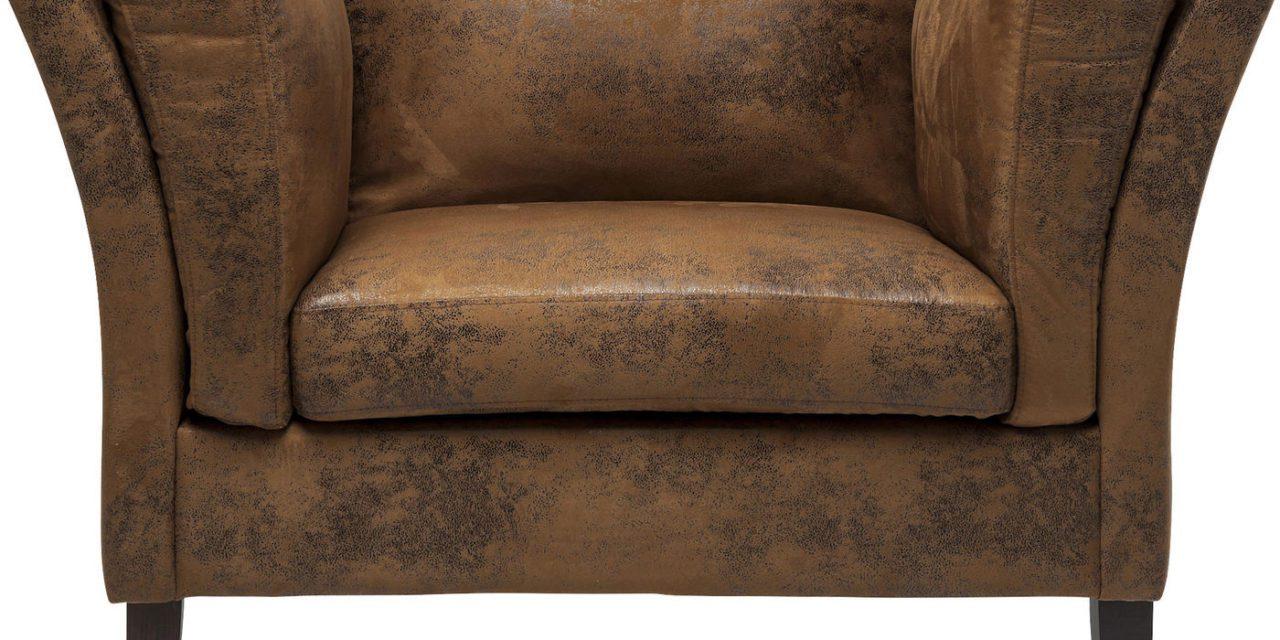 KARE DESIGN Hvilestol m. Armlæn, Canapee Vintage Eco