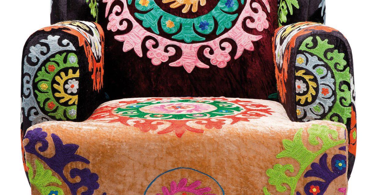 KARE DESIGN Hvilestol m. Armlæn, Mandala