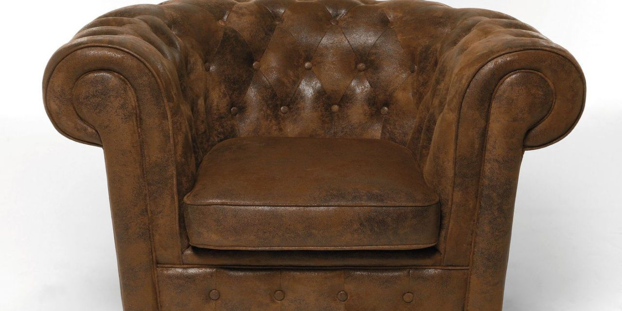 KARE DESIGN Hvilestol m. Armlæn, Oxford Vintage Eco