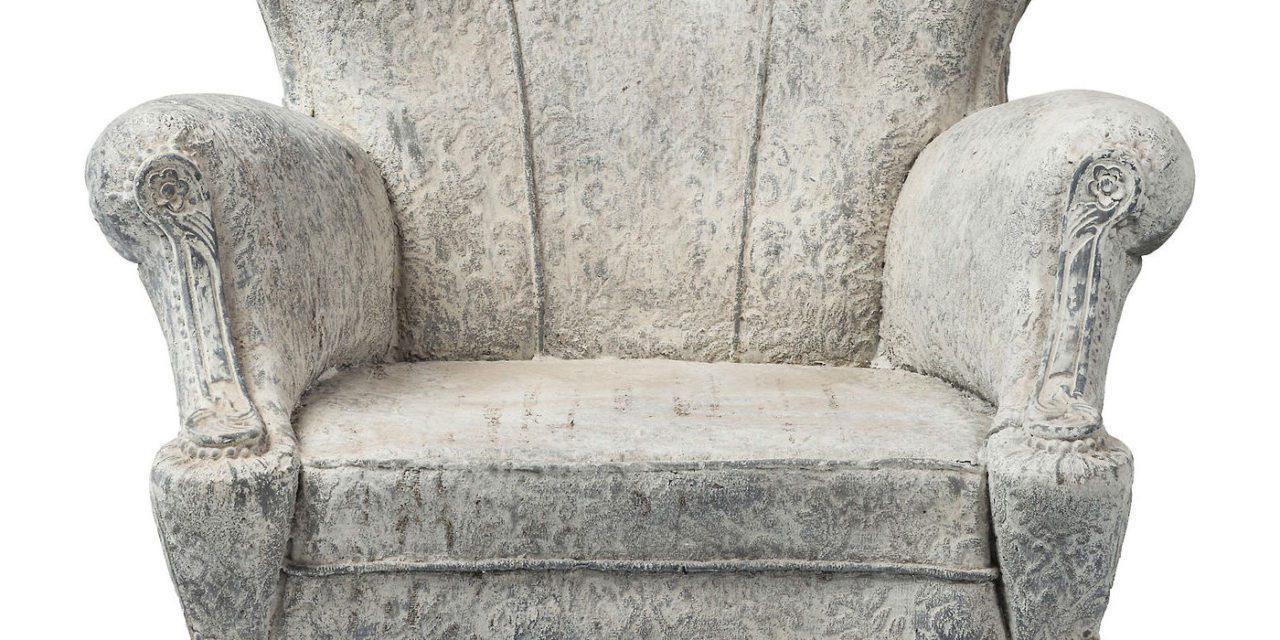 KARE DESIGN Hvilestol m. Armlæn, Versailles Outdoor