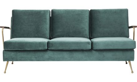 KARE DESIGN Gamble 3 pers. Sofa