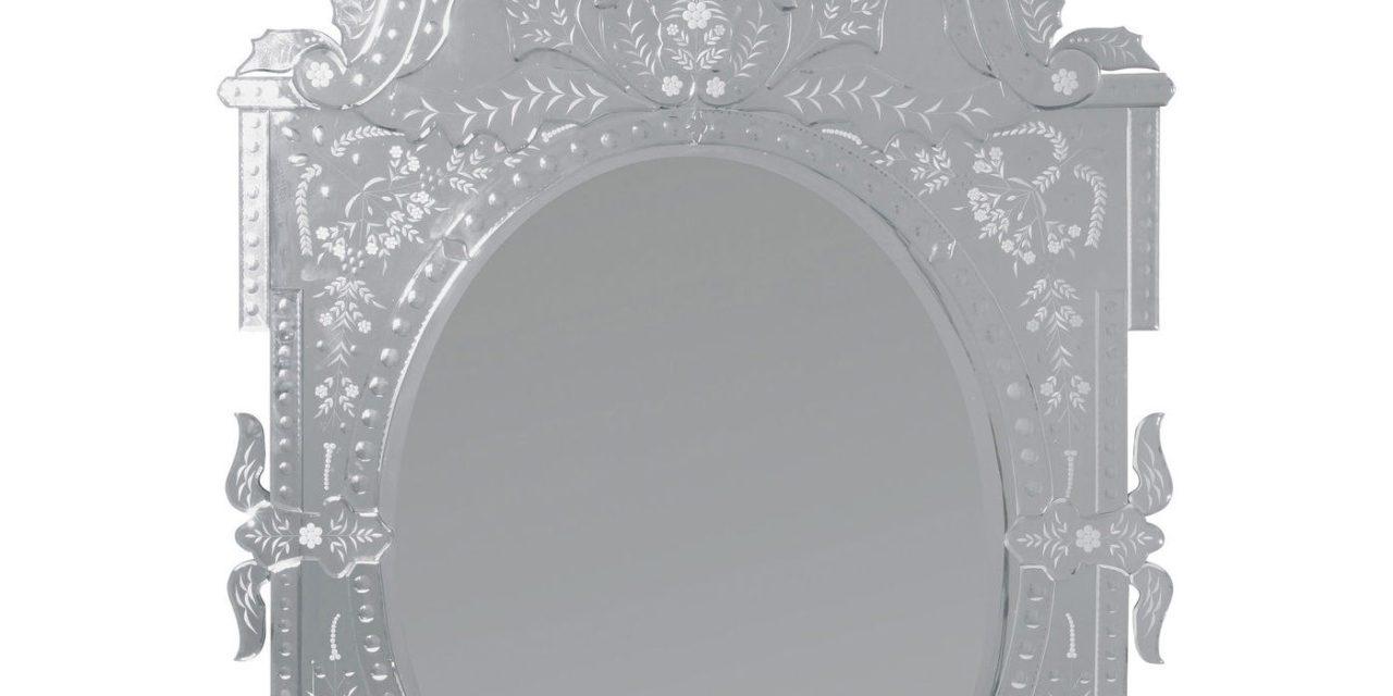 KARE DESIGN Spejl, Romantico 183x122cm