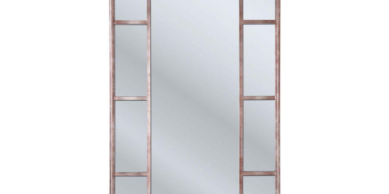 KARE DESIGN Spejl, Window Iron 200x90cm
