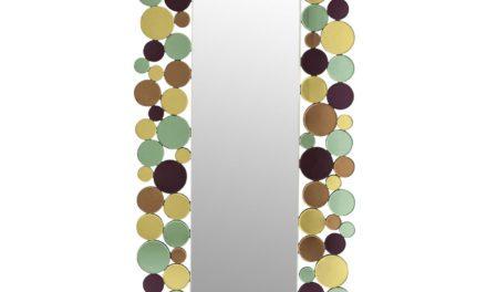 KARE DESIGN Spejl, Sunrise 180x80cm