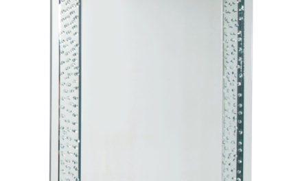KARE DESIGN Spejl, m. Ramme Raindrops 120x80cm