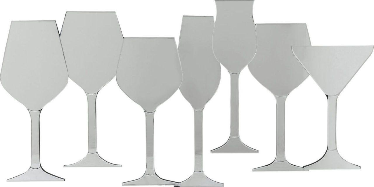 KARE DESIGN Spejl, Winery 180x92cm