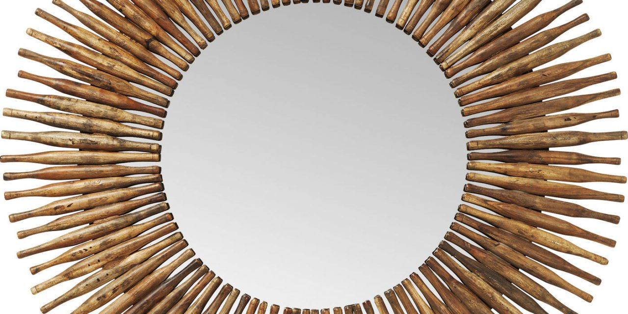 KARE DESIGN Spejl, Sunlight