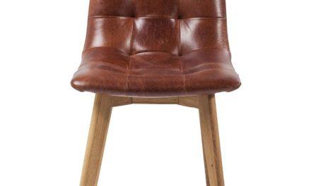 KARE DESIGN Spisebordsstol, Moritz Leather
