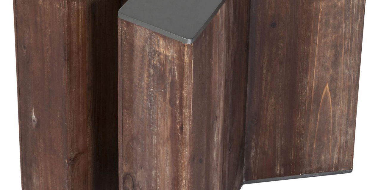 KARE DESIGN Sofabord stool letter K