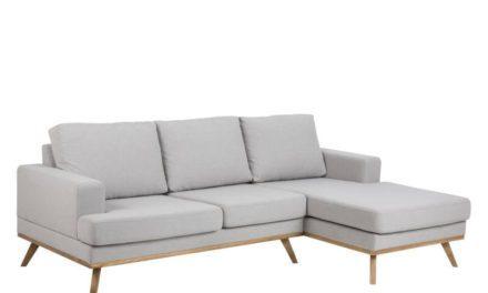 Norwich chaiselong sofa 2 pers – højre