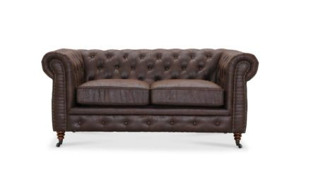 Cambridge 2 pers. sofa – brun