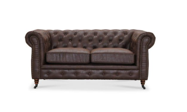 Cambridge 2 pers. sofa – brun