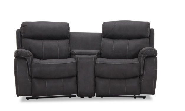 Arizona Biograf sofa recliner grå – 2 pers