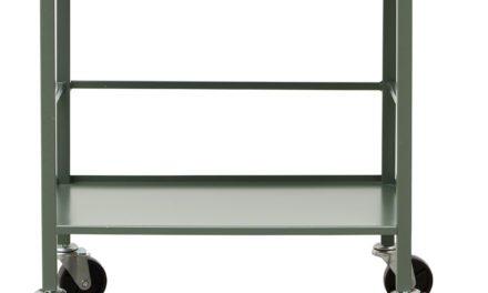 Nu er den her – Fabelagtigt Office trolley rullebord fra House Doctor