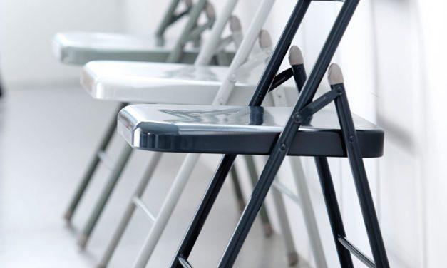 Metal Fold It klapstol fra House Doctor til din bolig