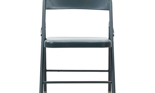 Endelig her – Dejlig Fold It grå klapstol fra House Doctor