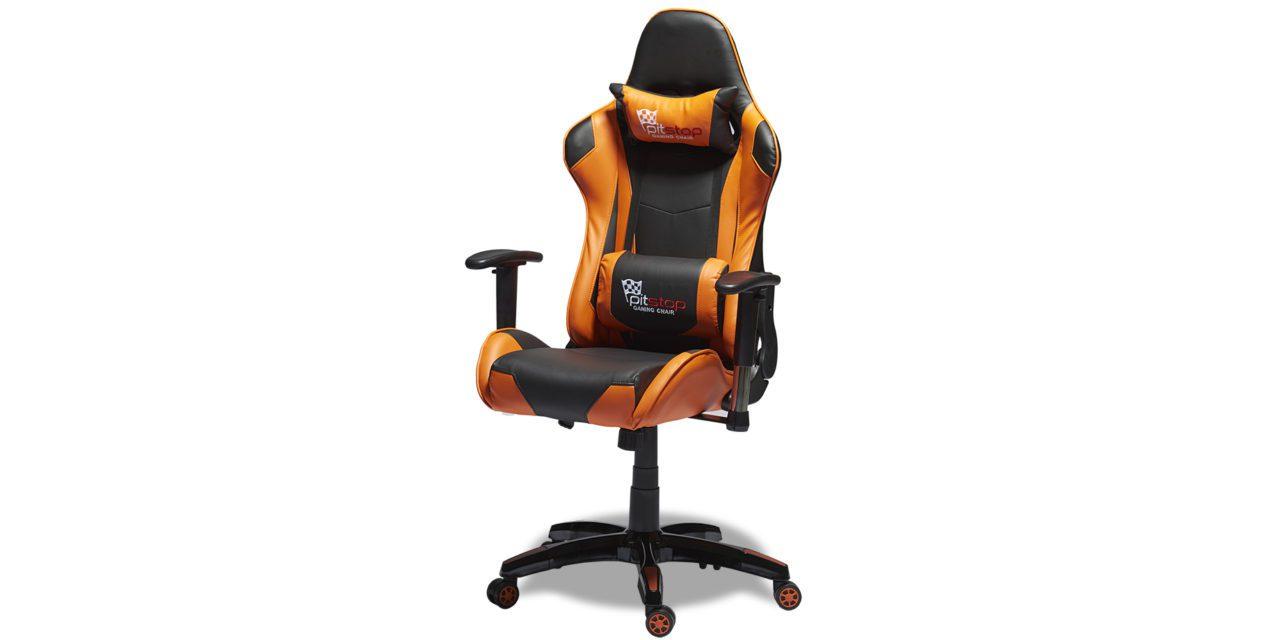 Gaming Stol Orange