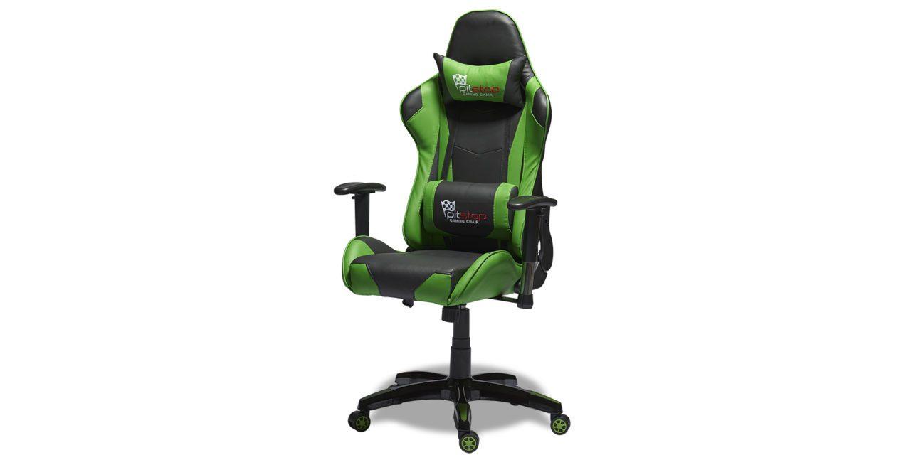 Gaming Stol Grøn