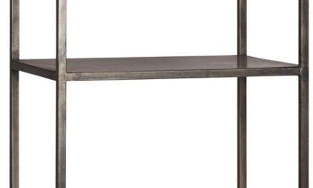 IB LAURSEN Reol metal Factory Style