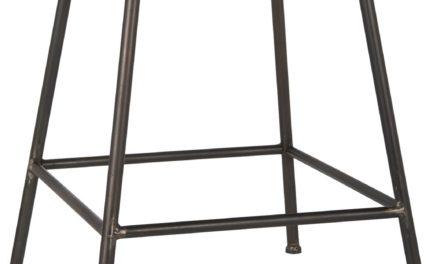 IB LAURSEN Skammel metalsæde sæde: 29×29 cm
