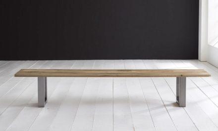 Concept 4 You Spisebordsbænk – Manhattan ben 240 x 40 cm 3 cm 04 = desert