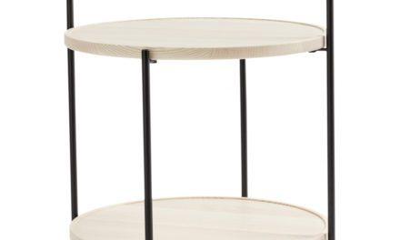 Andersen Furniture rundt bakkebord i flot Massiv ask