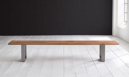 Concept 4 You Spisebordsbænk – Manhattan ben 260 x 40 cm 3 cm 06 = old bassano