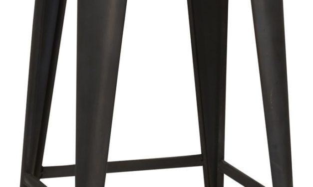 IB LAURSEN Skammel høj model sæde 31×31 cm