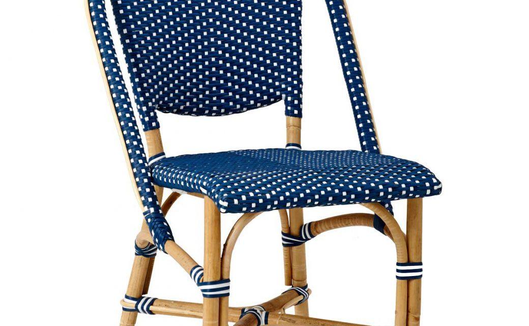 SIKA DESIGN Sofie stol – Navy blå