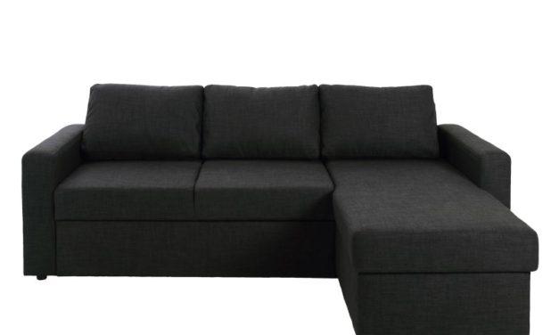 Silo sovesofa antracit grå