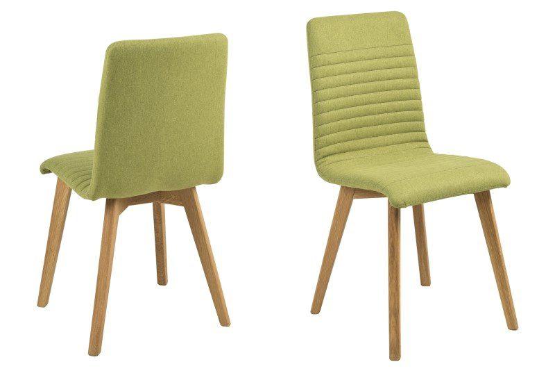 Arosa spisebordsstol – lysegrøn