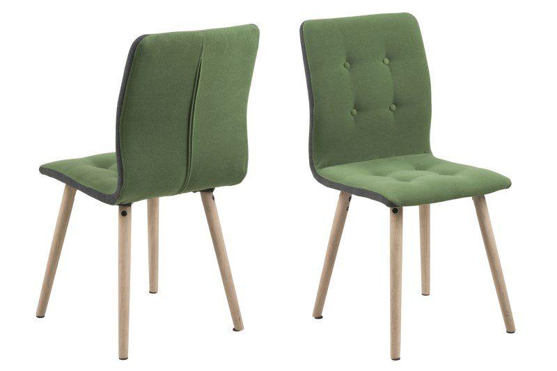 Frida spisebordsstol – grøn