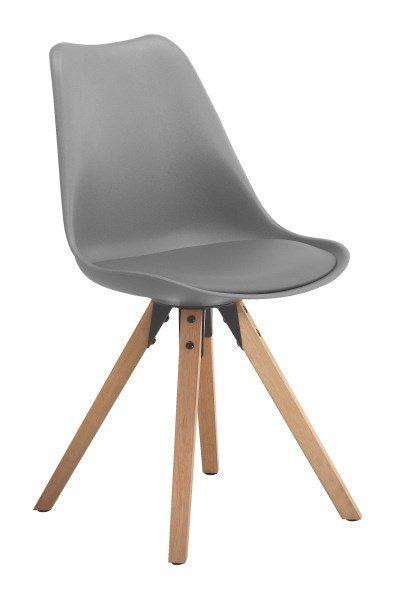 Dima spisebordsstol – grå