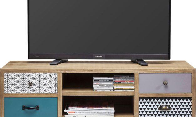 KARE DESIGN Capri TV-bord – fransk retrostil