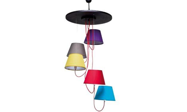 KARE DESIGN loftlampe Potpourri 5 pærer