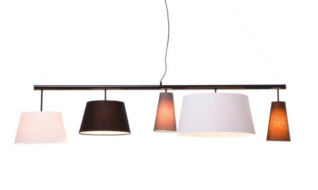 KARE DESIGN Parecchi loftlampe 165 cm