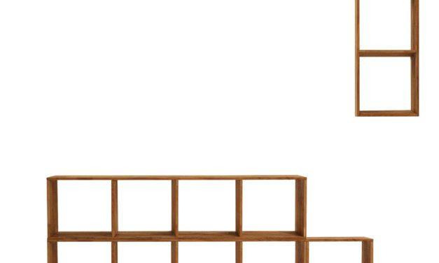 CUB reoler i alt 12 rum – 3 stk reoler