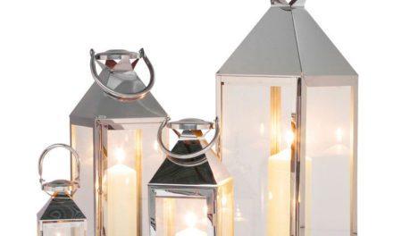 KARE DESIGN Lanterne, Giardino (4/Sæt)