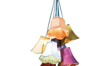 KARE DESIGN Loftlampe, Saloon Flowers 9