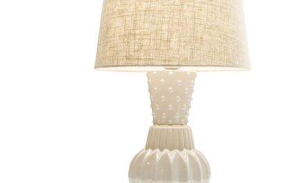 KARE DESIGN Bordlampe, Cosy Comb Grå