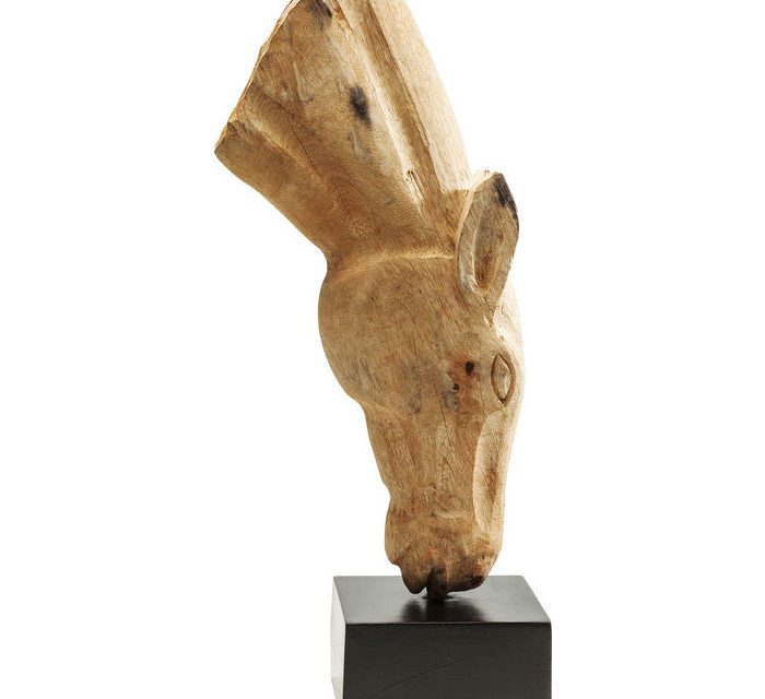 KARE DESIGN Skulptur, Head Cavallo