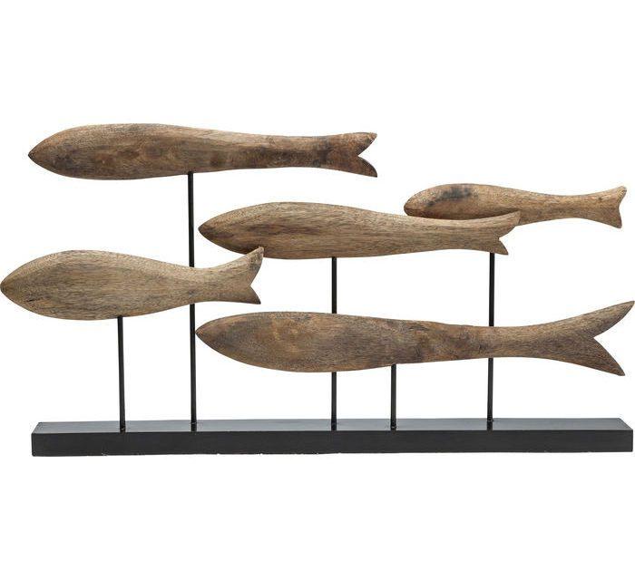 KARE DESIGN Skulptur, Fischschwarm