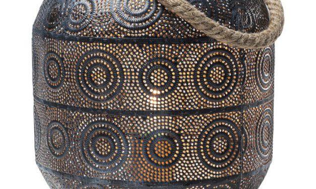 KARE DESIGN Gulvlampe, Sultan 30cm